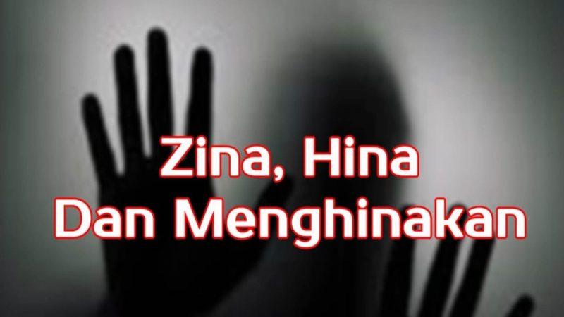Ayat Tentang Zina, Arab, Arti, Serta Hukum {Lengkap}